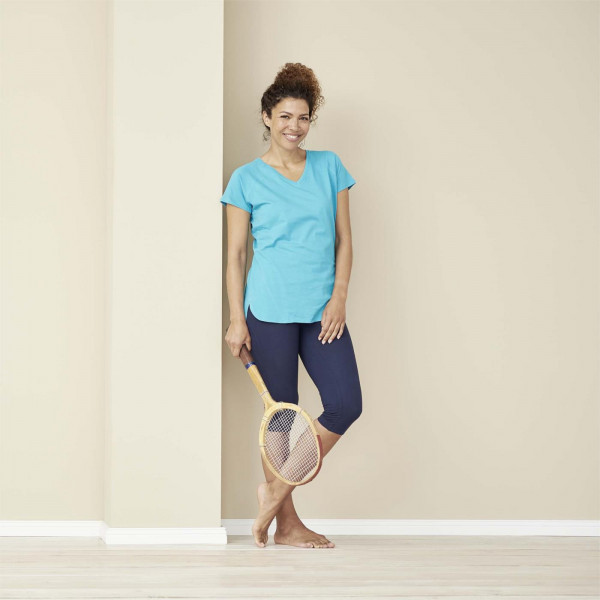 Damen Bio ¾-Active-Hose IVERA von Living Crafts