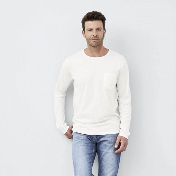 Bio-Langarmshirt James von Living Crafts