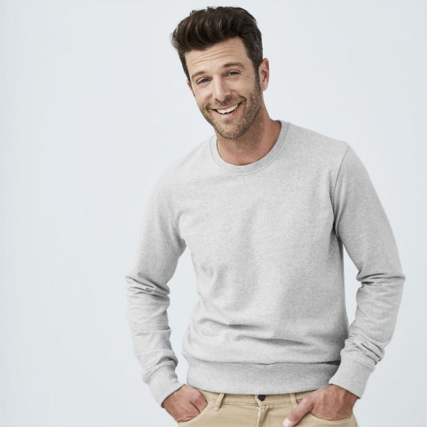 Bio-Sweatshirt Ingo von Living Crafts