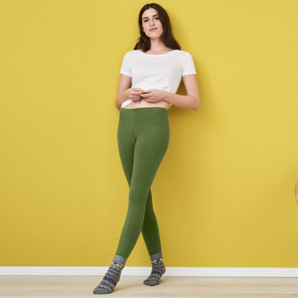 Bio-Baumwolle Leggings Hella von Living Crafts