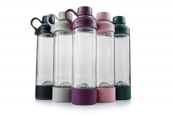 BlenderBottle MANTRA™ GLASS Sportflasche